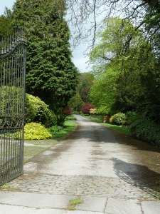 Hornby Castle is a private house although the gardens are occasionally open to the public.