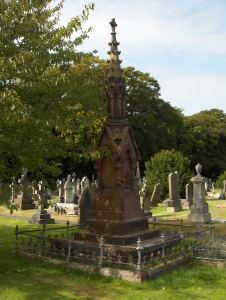 Laura Janet memorial St Cuthbert's Lytham