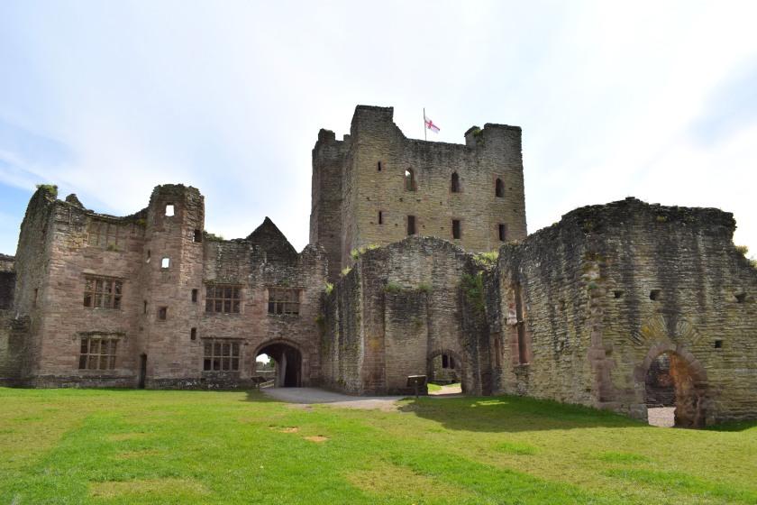 Castle Keep Ludlow