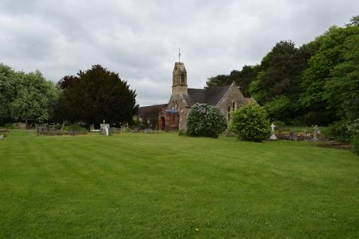 St Mary Knockin